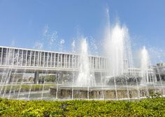 Brunnen des Gebets im Hiroshima Peace Memorial Park