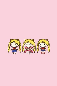 Sailor Moon Fanmade iPhone Wallpaper