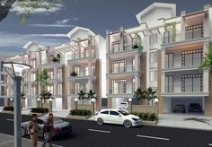 #SuperTechHillCrest is the Independent Floors project located in the sohna Sector-2 of #Gurgaon starts @ Rs.55Lacs.