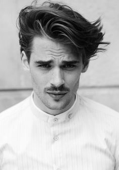 22 Mentastic Mustache Styles for Men to grow in 2018 Best Beard Styles, Hair And Beard Styles, Undercut Hairstyles, Unique Hairstyles, Mens Hairstyles 2014, Cool Haircuts, Haircuts For Men, Bart Styles, Medium Hair Styles