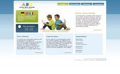 Το Κέντρο Ξένων Γλωσσών ABC αποτελεί ένα από τα πρώτα έργα της εταιρίας μας http://www.abc-apostolidou.gr/