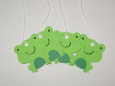 frogs for woodland