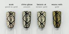ZigiZtyle: Gold stamping