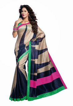 Buy Latest Saree Designs from Your Trusted Sari Store Yellow fashion. Trendy Sarees, Fancy Sarees, Latest Designer Sarees, Latest Sarees, Indian Costumes, Costumes For Women, Bandhani Saree, Sari, Trendy Outfits