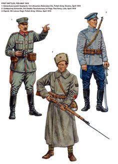 Russo-Polish War 1919-1921