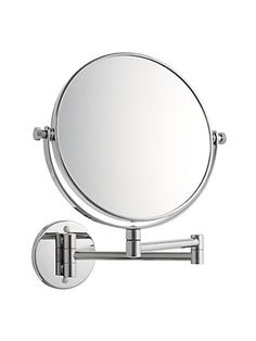 Buy John Lewis & Partners Chrome Extending Magnifying Mirror from our Mirrors range at John Lewis & Partners. Free Delivery on orders over