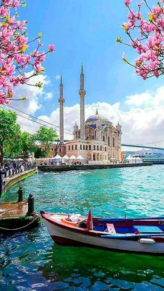 Image de istanbul, city, and travel Beautiful Places To Visit, Wonderful Places, Beautiful World, Places To Travel, Travel Destinations, Places To Go, Travel Trip, Travel Planner, Travel List