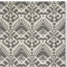 Williams-Sonoma's outdoor rugs are supremely durable and weather-resistant. Find casual rugs and patio rugs at Williams-Sonoma. Outdoor Areas, Indoor Outdoor Rugs, Outdoor Area Rugs, Global Decor, Patio Rugs, Ikat, Home Rugs, Cooking Utensils, Grey Rugs