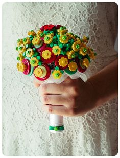 Bouquet lego  #bouquetlego #lego #tipologiedibouquet #sposa #bouquetsposa #unusualbouquet #bouquetalternativi