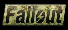 HD Fallout Logo by BadArtKyle.deviantart.com on @DeviantArt