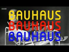 In 1919 an art school opened in Germany that would change the world forever. It was called the Bauhaus. A century later, its radical thinking still shapes ou. School Opening, Bauhaus, Change The World, Art School, Science And Technology, Documentary, Bbc, The 100, Student