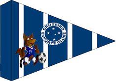 AQUARELINHA: KIT Futebol (Cruzeiro)