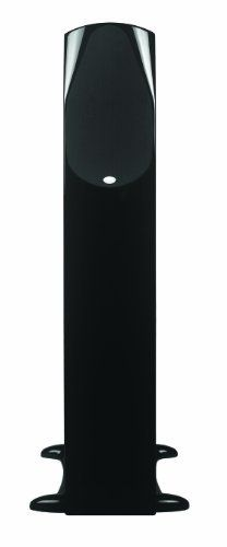"""NHT Classic Four Floor Standing Tower Speaker-Right (Piano-Gloss Black, Single) by NHT. $1199.99. From the Manufacturer                 The NHT Classic Four is a formidable, high-end tower-style loudspeaker that is simply """"Best in Class"""". While the Classic Four looks like a tower, it is really a three-way bookshelf speaker (the Classic Three) sitting on it's own, integrated subwoofer stand.  This design provides the detailed imaging, delicious midrange and natural so..."""