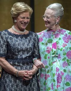 Queen Anne-Marie of Greece celebrates her 70th birthday