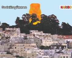 Haribo in San Francisco ????
