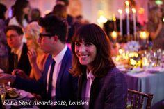 Elle Style Awards 2012 - Alexa Chung