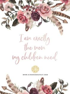 10 Parenting Affirmations for Moms I am exactly the mom my children need. Happy Pregnancy, Pregnancy Quotes, Pregnancy Test, Pregnancy Pictures, Pregnancy Belly, Pregnancy Workout, Maternity Quotes, Pregnancy Video, Pregnancy Drawing