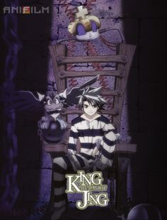 king of bandit jing tome 6