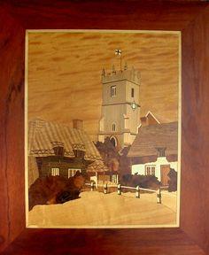 Godshill Village - James Colter