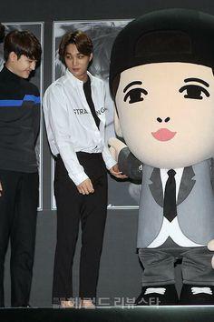 KaiSoo's x Yixing's mascot