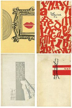 graphic book covers