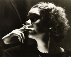 Lily Damita - still from 'The Woman Between' (1931)