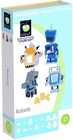 Robotz Cartridge