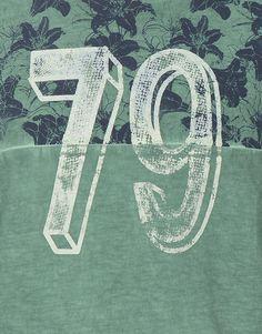 Block t-shirt - MTC - T-shirts - Jongens - Kinderen - Shoeby