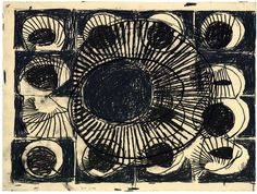 Terry Winters. Sequence. 2004 Lithograph