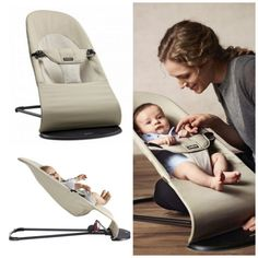 The Baby Bjorn Bouncer Balance Soft is the perfect Baby Shower Gift for any mom!