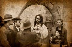 """You Feed Them""- Unique Christian Artwork | Remarkable Jesus Artwork"