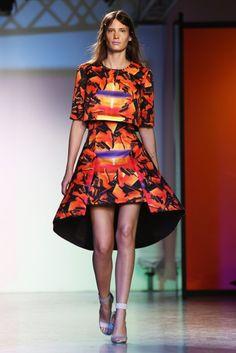 Peter Pilotto - Runway: London Fashion Week SS14