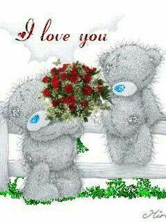 ●•‿✿⁀Taɬɬy Teddy‿✿⁀•● I love you