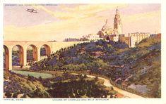 panama california exposition 1915 san diego poster | Exposition Postcards ~ Postcard Index ~ Poster Cards