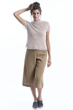 Pantacur Rustica + Camiseta Tela Off