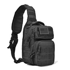 Smart Tactical Sling Military Backpack For Men Bag Molle Fishing Hiking Hunting Molle Bags Sports Bag Lady Chest Body Single Shoulder Yet Not Vulgar Sports & Entertainment Camping & Hiking