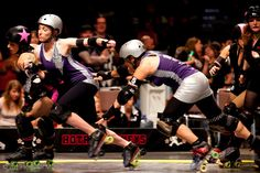 10 Things I Learned About Roller Derby From the Texas Rollergirls by Tim Young via the Huffington Post