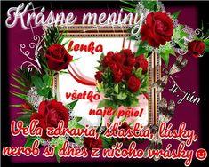meniny lenka - Hľadať Googlom Christmas Wreaths, Holiday Decor, Bratislava
