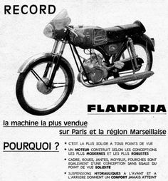 brommer flandria sport - Google zoeken Small Motorcycles, Honda Motorcycles, Holland Bike, Moped Motor, 50cc Moped, Mini Bike, Motorcycle Bike, Illustrations And Posters, My Ride