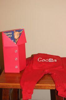 Pinwheels, Pigtails & Parties: Llama Llama Red Pajama Party