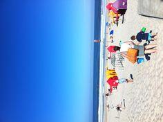 Furadouro beach. Ovar, Portugal.