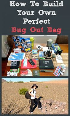 How To Build Your Own Perfect Bug Out Bag | Backdoor Survival