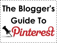 The Blogger's Guide to Pinterest - with thanks to @BritMums
