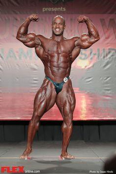 Victor Martinez -#1 Men's Open - 2014 IFBB Tampa Pro