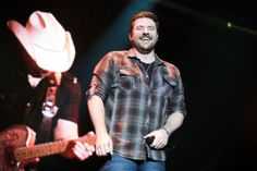 Chris Young performs at the C2C Music Festival on March 16, 2014, in London, England.