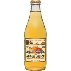 Martinelli's  Sparkling Apple Juice  24/10 oz - Costco Business $19.76 for case of 24