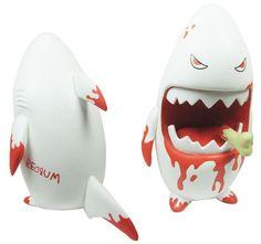 REDRUM Sharky by Frank Kozik