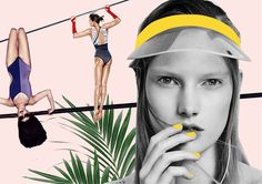 www.thelightsideparis.com  On the hunt for eternal youth? Try facial gymnastics with Dr. Hauschka!