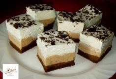 Gesztenyés krémes **Katt a képre, ha érdekel a receptje is** Hungarian Desserts, Hungarian Cake, Hungarian Recipes, Hungarian Food, Poppy Cake, Cookie Recipes, Dessert Recipes, Tiramisu, Breakfast Recipes