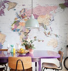59 Amazing Ideas to Redecorate Your Dining Room Small Dining, Dining Area, Room Feng Shui, Casual Dining Rooms, California Homes, Decoration, Home And Living, Living Room, House Tours